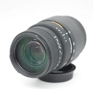 Sigma 70-300mm F4-5.6 DG Macro x Canon