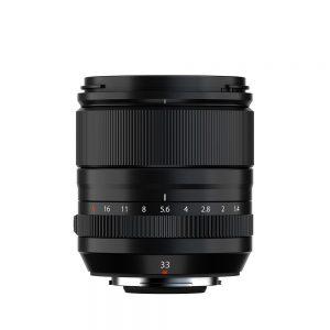 FUJINON XF33mmF1.4 R LM WR – Garanzia 2 anni Fujifilm Italia