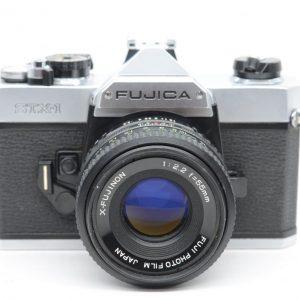 Fujica STX-1 con 55mm F2