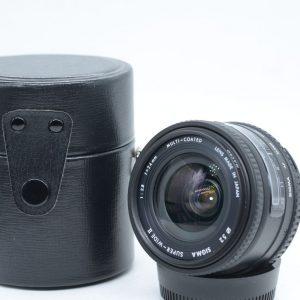 SIGMA Super Wide II 24 mm f2.8 X Nikon