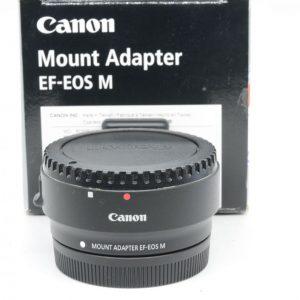 Canon Demo Anello EOS M – EF