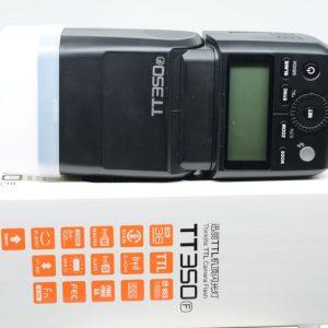 Godox TT350 x Fujifilm