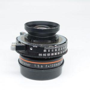 Apo-Macro-Sironar digital 120 mm f/5,6