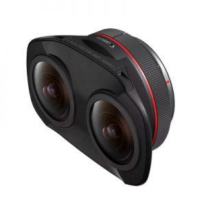 Canon RF 5.2mm F2.8 L Dual fisheye – Garanzia Canon Italia
